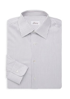 Brioni Striped Dress Shirt