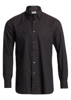 Brioni Tonal Plaid Shirt