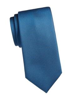 Brioni Tonal Silk Tie