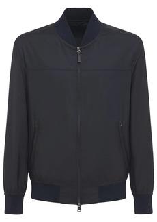 Brioni Water Repellent Silk  Jacket