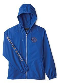 Brixton Claxton Oath Zip Hoodie Jacket