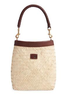 Brixton Layla Woven Top Handle Bag