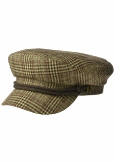 Brixton Men's Fiddler Greek Fisherman HAT  XS