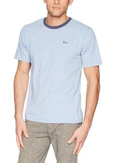 Brixton Men's Potrero Iii Short Sleeve Premium Fit Tee  XL