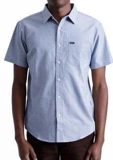 Men's Brixton Charter Oxford Woven Shirt