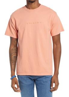 Men's Brixton Faded Cotton T-Shirt