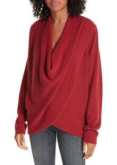 Brochu Walker Clea Cashmere Wrap Sweater
