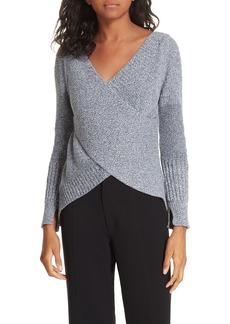 Brochu Walker Tessa Wrap Pullover