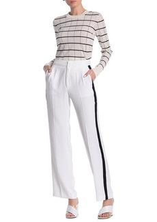 Brochu Walker Joey Side Stripe Pants