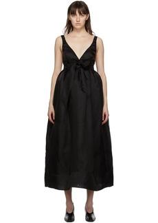 Brock Collection Black Rosella Dress