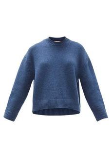Brock Collection Drop-shoulder cashmere sweater