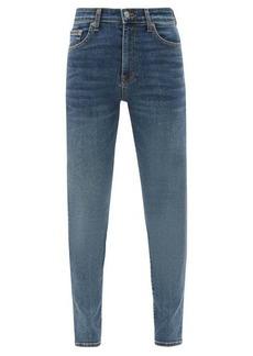 Brock Collection James high-rise slim-leg jeans