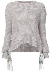 Brock Collection ribbed knit sweater