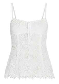 Brock Collection Siria Lace Camisole