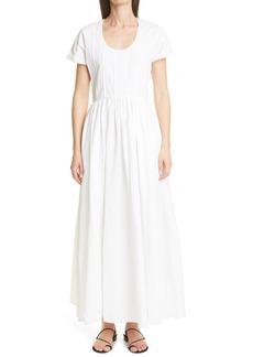 Women's Brock Collection Sandra Pintuck A-Line Dress