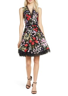 Bronx and Banco Alicia Floral Minidress