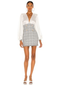 Bronx and Banco Elena Tweed Dress