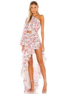 Bronx and Banco Layla Maxi Dress