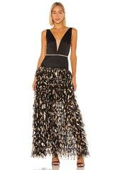 Bronx and Banco Maya Gown