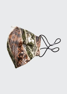 Bronx and Banco Patchwork Print Reusable Face Mask Covering