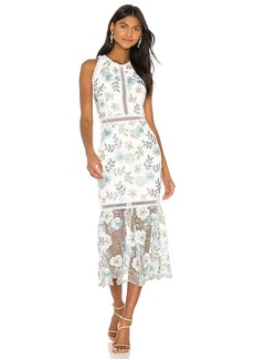 Bronx and Banco Penelope Midi Dress