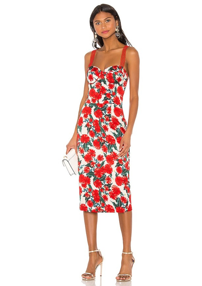 Bronx and Banco Ruby Pencil Dress