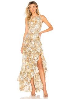 Bronx and Banco Sicilia Ruffle Dress