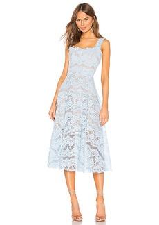 Bronx and Banco Skye Midi Dress