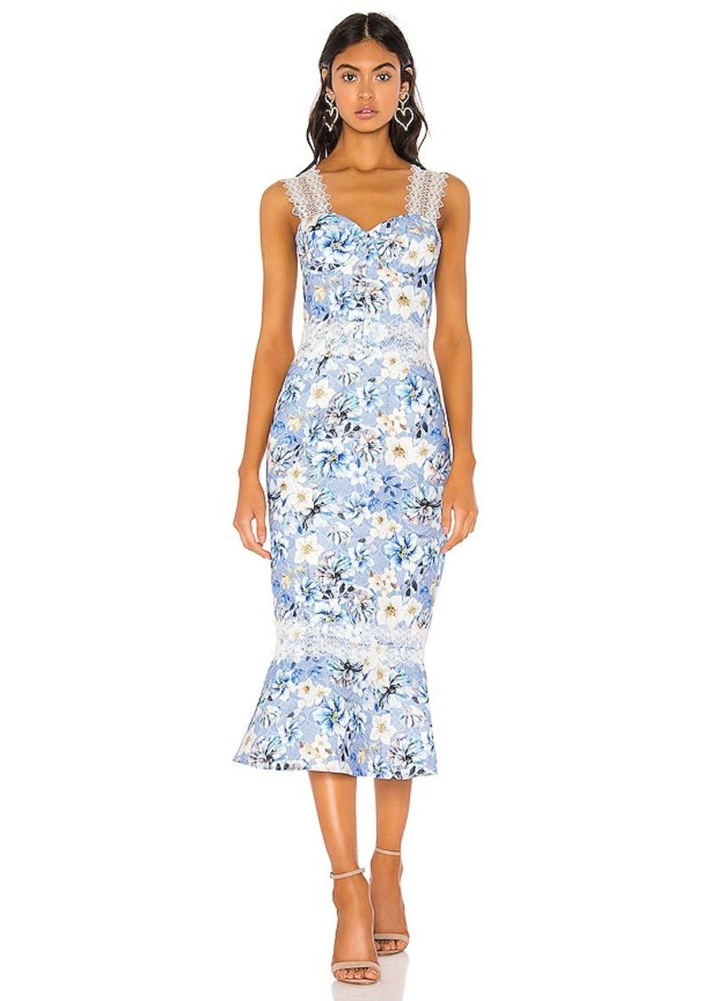 Bronx and Banco Yana Midi Dress