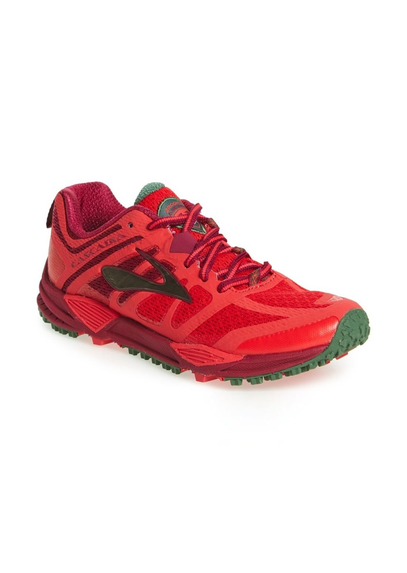 Brooks 'Cascadia 11' Trail Running Shoe (Women)
