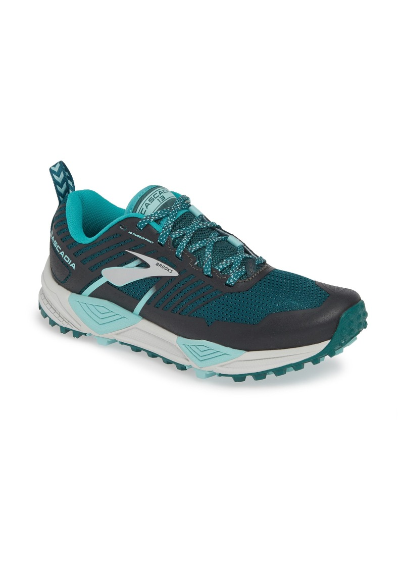 62dfe79e78f1c Brooks Brooks Cascadia 13 Trail Running Shoe (Women)