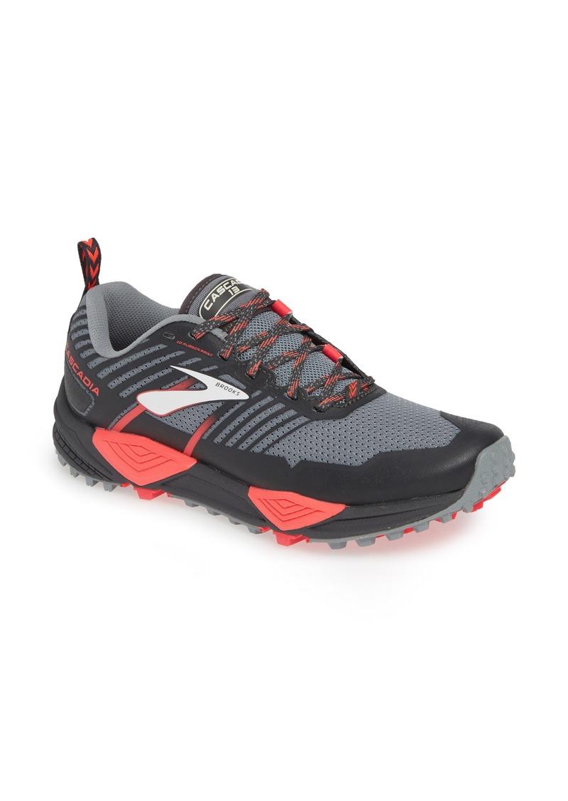 Brooks Cascadia 13 Trail Running Shoe (Women)