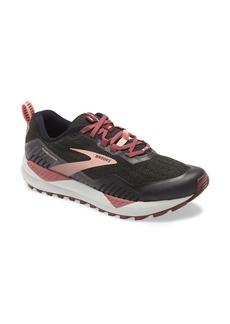 Brooks Cascadia 15 Trail Running Shoe (Women)