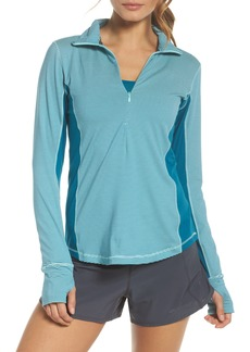 Brooks 'Dash' Half Zip Jacket