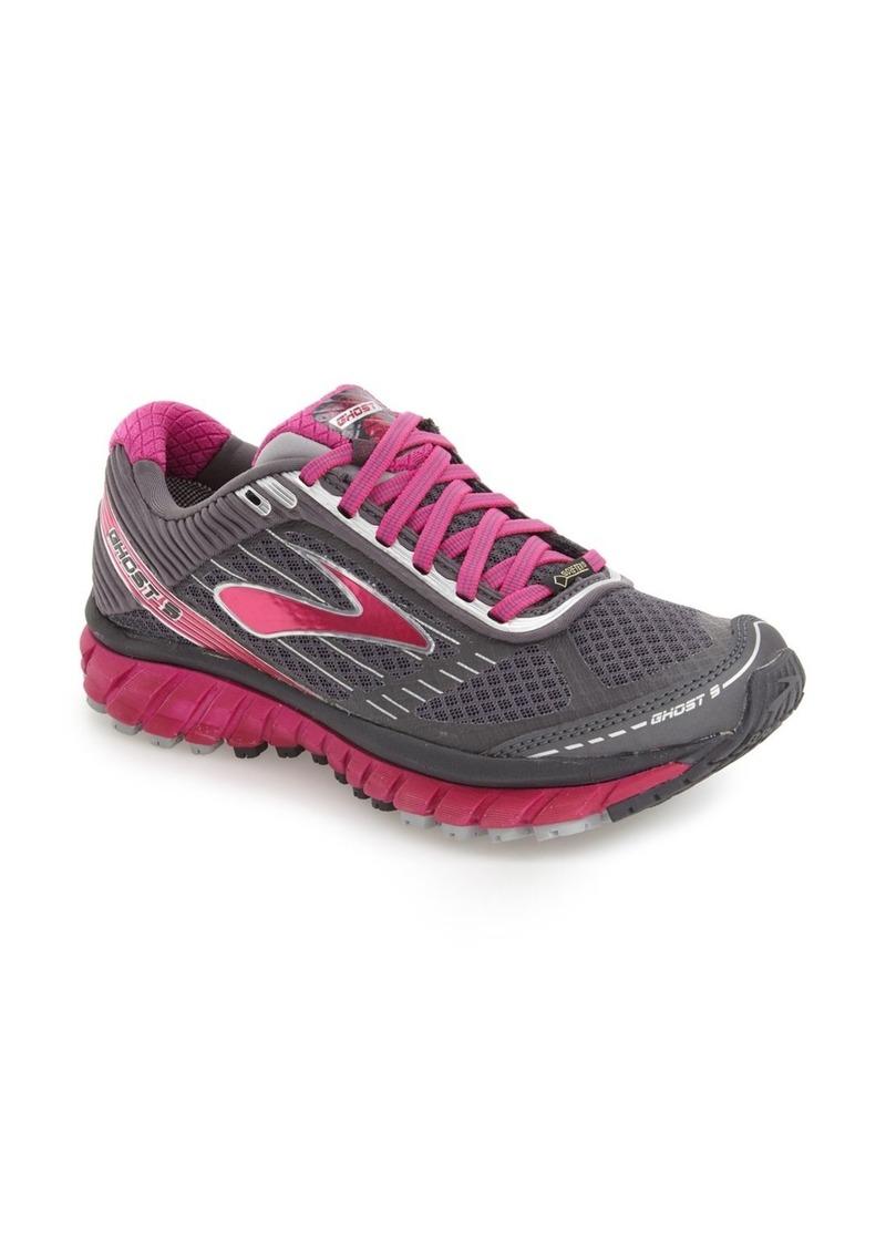 6afbcba5c48 Brooks Brooks Ghost 9 Gore-Tex® Waterproof Running Shoe (Women)