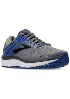 Brooks Men's Adrenaline Gts 18 Wide Width Running Sneakers from Finish Line