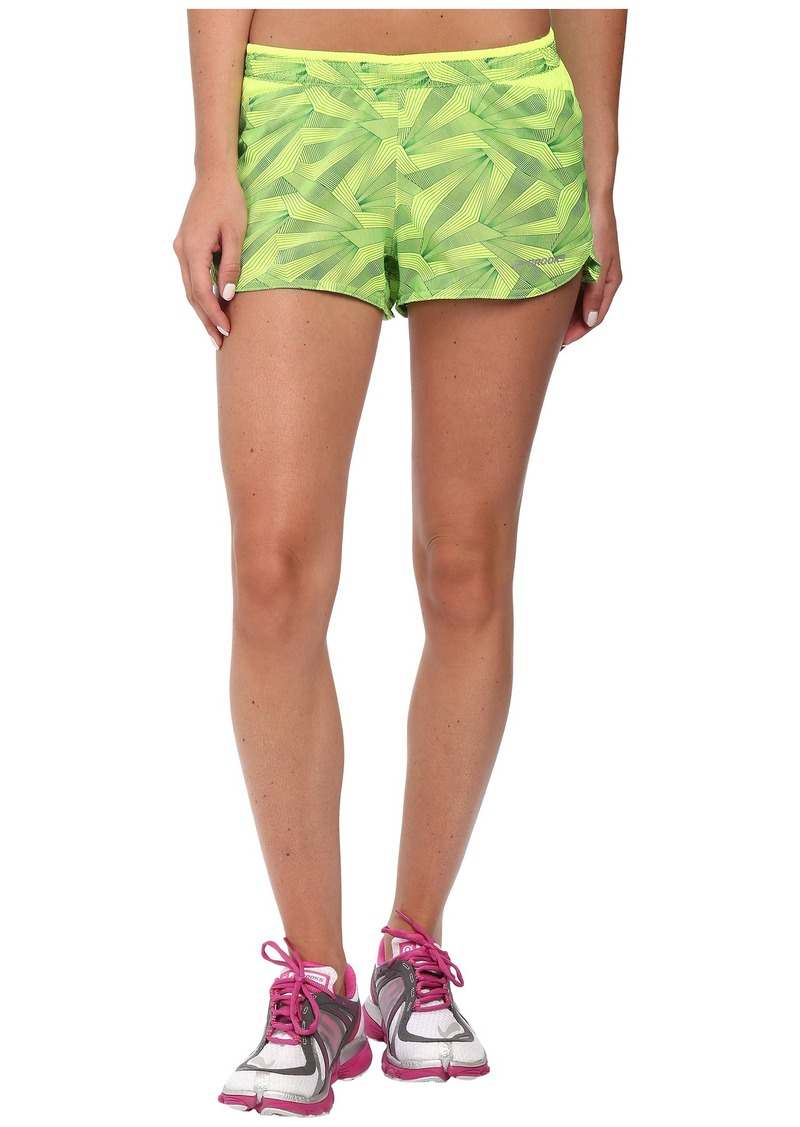 Brooks Racey 2.5 Split Shorts