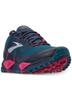 Brooks Women's Cascadia 13 Trail Running Sneakers from Finish Line