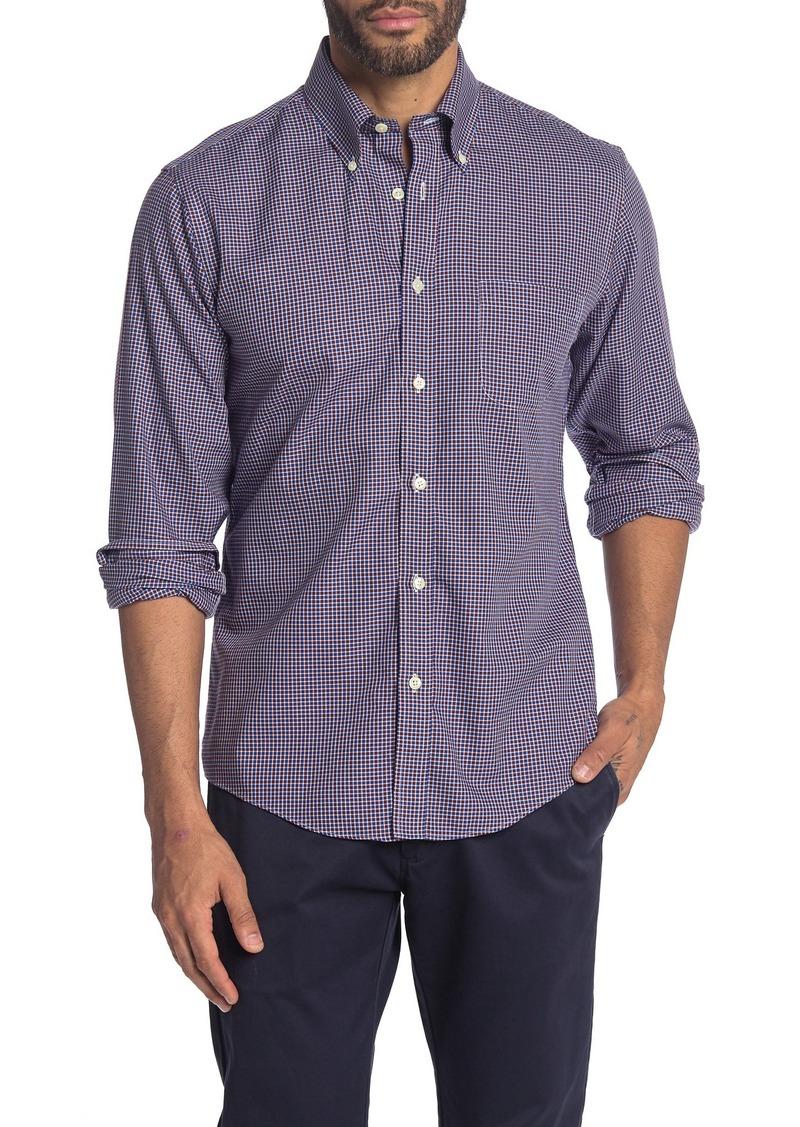 Brooks Brothers Alt Checks Regent Fit Shirt