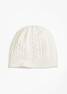 Brooks Brothers Aran Knit Hat