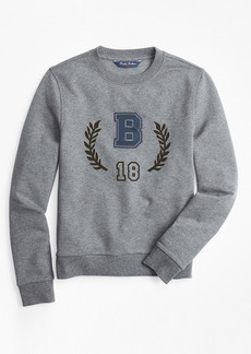 Brooks Brothers Boys Cotton-Blend Sweatshirt