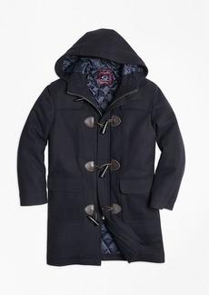 Brooks Brothers Boys Melton Toggle Coat