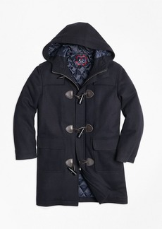 Brooks Brothers Boys Melton Toggle Coat