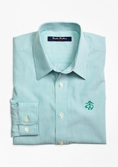 Brooks Brothers Boys Non-Iron Bengal Stripe Sport Shirt