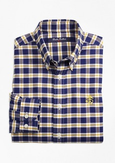 Brooks Brothers Boys Non-Iron Supima® Cotton Check Sport Shirt