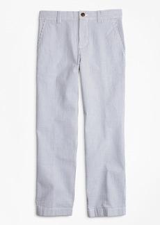 Brooks Brothers Boys Seersucker Pants