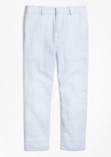 Brooks Brothers Boys Seersucker Prep Suit Trousers