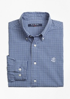 Brooks Brothers Boys Seersucker Sport Shirt