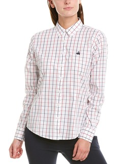 Brooks Brothers 1818 Fitted Blouse