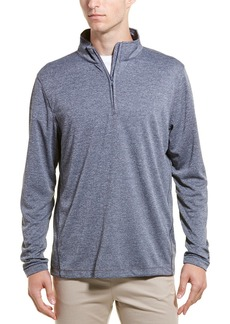 Brooks Brothers Active Textured 1/4-Zip Pullover